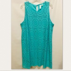 Tacera Lace Dress Size XXL